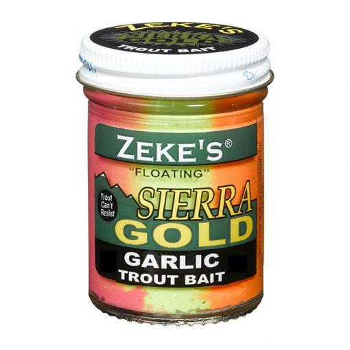 0904 Zeke's Sierra Gold Garlic