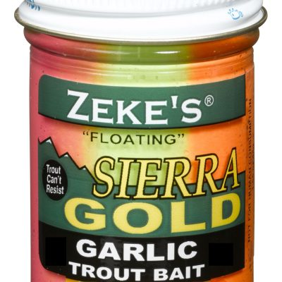 0904 Zeke's Sierra Gold Floating Trout Bait - Garlic/Rainbow0904 Zeke's Sierra Gold Floating Trout Bait - Garlic/Rainbow