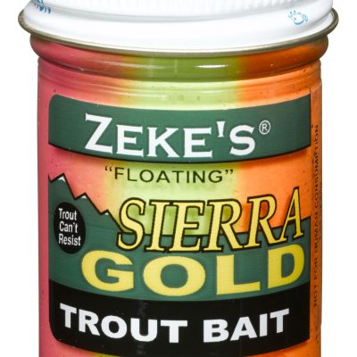 0915 Zeke's Sierra Gold Floating Trout Bait - Rainbow