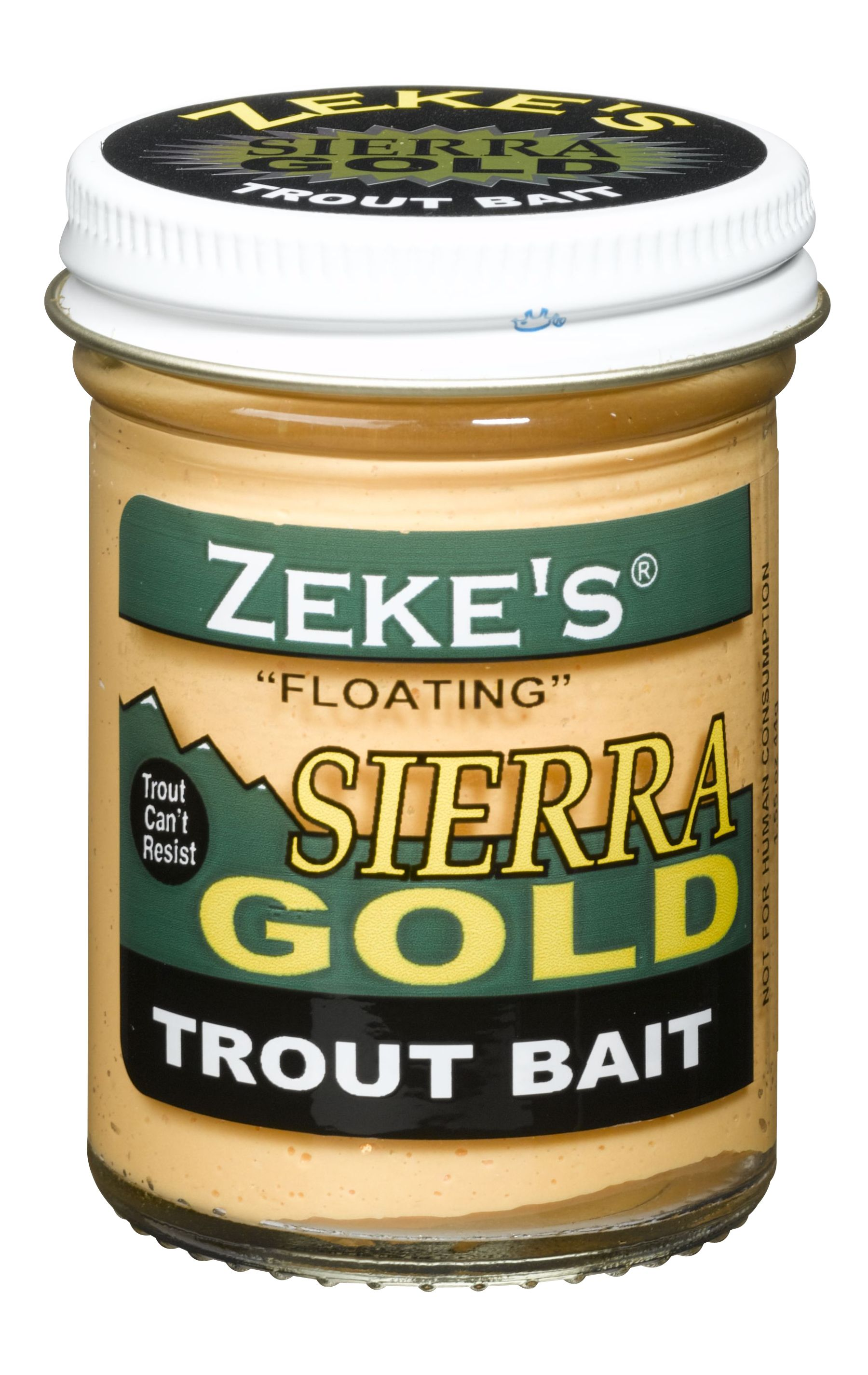 0921 Zeke's Sierra Gold Floating Trout Bait - Salmon Peach
