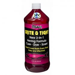 13006 Mike's Brite & Tight Herring Formula Red