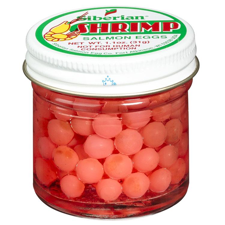 2050 - Siberian Shrimp Egg - Pink/Shrimp