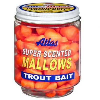30033 Atlas Regular Marshmallows - Orange/Garlic