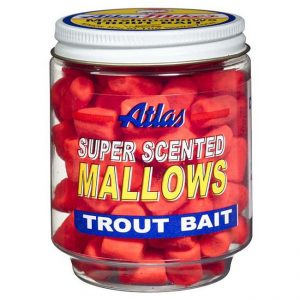 Marshmallows: 30036 Atlas Mallows Red Anise