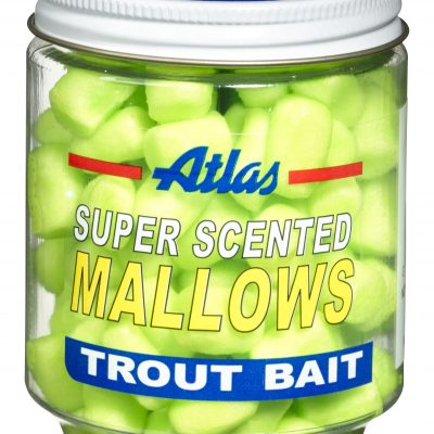 30037 Atlas Regular Marshmallows - Chartreuse/Cheese