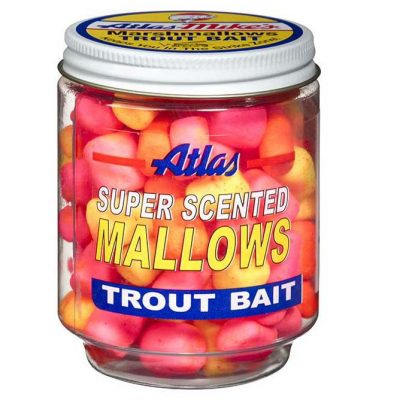 30038 Atlas Regular Marshmallows - Assorted/Cheese