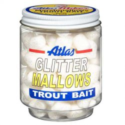 32031 Atlas Glitter Mallows White Vanilla