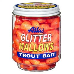 32033 Atlas Glitter Mallows Orange Garlic
