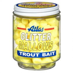 32034 Atlas Glitter Mallows Yellow Cheese
