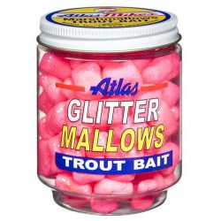 32035 Atlas Glitter Mallows Pink Shrimp