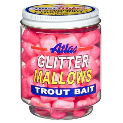 32035 Atlas Glitter Mallows - Pink/Shrimp