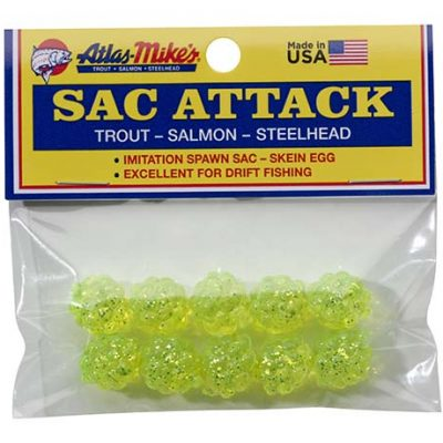 41027 Atlas-Mike's Sac Attack Chartreuse