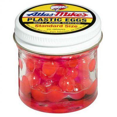 43005 Atlas Plastic Egg - Pink