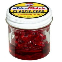 43006 Atlas-Mike's Plastic Eggs Red