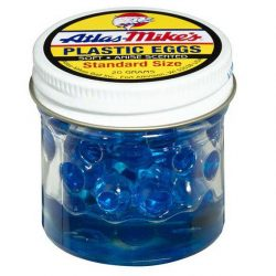 43009 Atlas-Mike's Plastic Eggs Blue