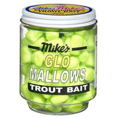 5010 Mike's Glo Mallows - Chartreuse/Cheese