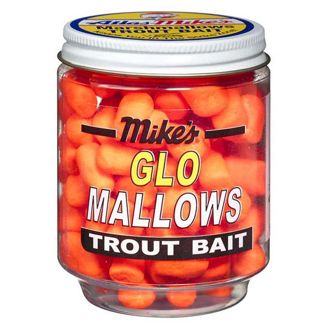 5011 Mike's Glo Mallows Orange Cheese