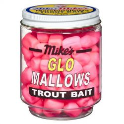 5012 Mike's Glo Mallows Pink Garlic