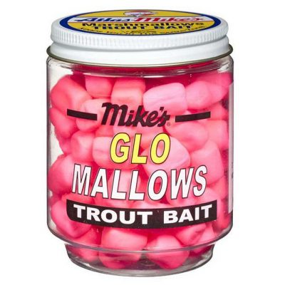 5012 Mike's Glo Mallows - Pink/Garlic