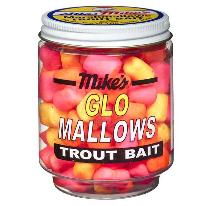 5023 Mike's Glo Mallows Assorted Cheese