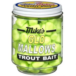 Marshmallows: 5030 Mike's Glo Mallows Assorted Cheese