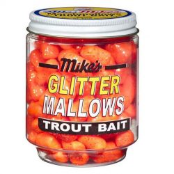 5201 Mike's Glitter Mallows Orange