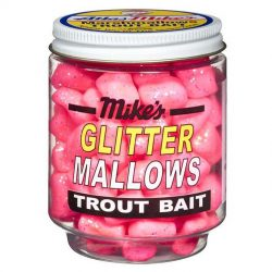 5202 Mike's Glitter Mallows Cerise Shrimp
