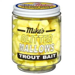 5203 Mike's Glitter Mallows Yellow Cheese