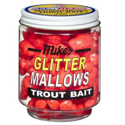 5204 Mike's Glitter Glo Mallows - Red/Anise