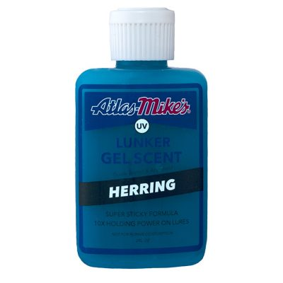 Atlas Mike's UV Lunker Gel Scent - Herring