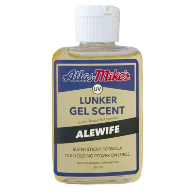 Atlas Mike's UV Lunker Gel Scent - Alewife