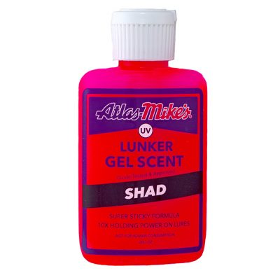 Atlas Mike's UV Lunker Gel Scent - Shad