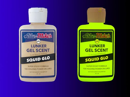 Atlas Mike's UV Lunker Gel Scent - Squid Glo