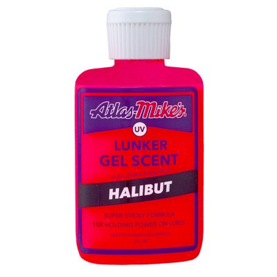 Atlas Mike's UV Lunker Gel Scent - Halibut