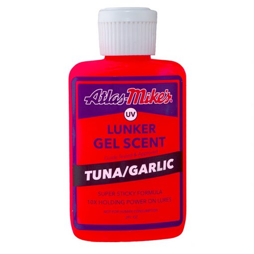 Atlas Mike's UV Lunker Gel Scent - Tuna/Garlic