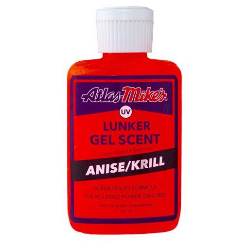 Atlas Mike's UV Lunker Gel Scent - Anise/Krill