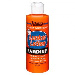 6502 Mike's Lunker Lotion - Sardine