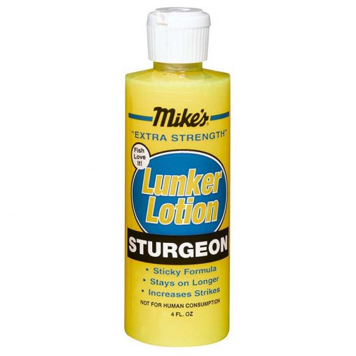 6510 Mike's Lunker Lotion - Sturgeon