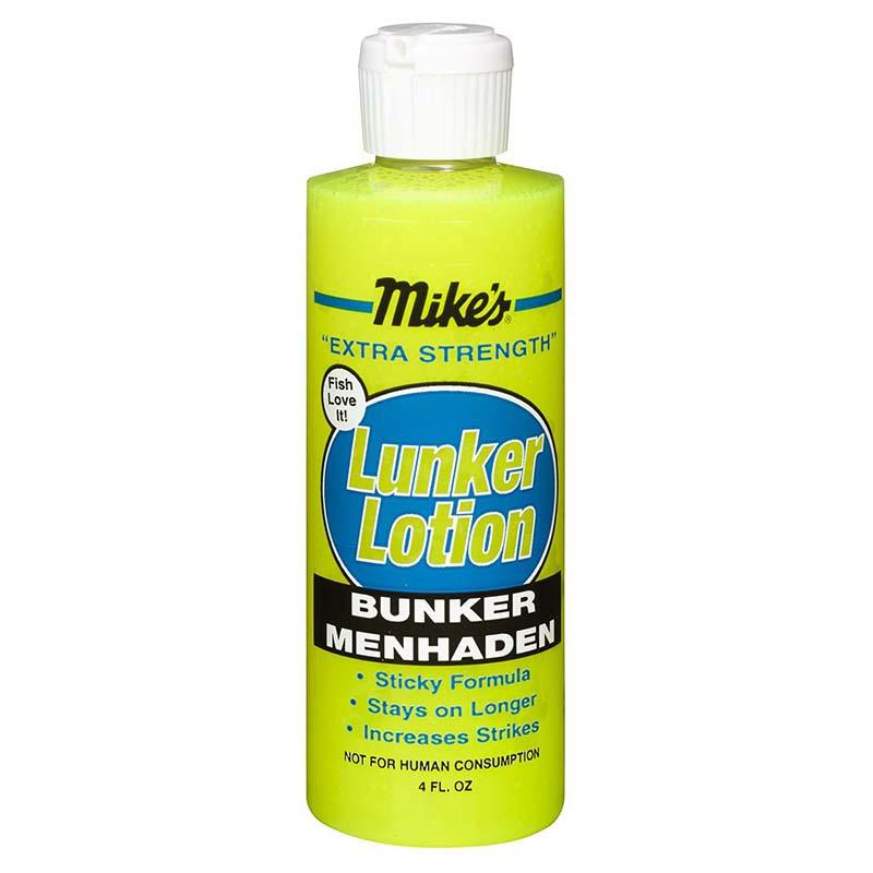 6516 Mike's Lunker Lotion - Bunker/Menhaden