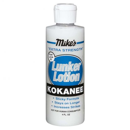 6519 Mike's Lunker Lotion - Kokanee