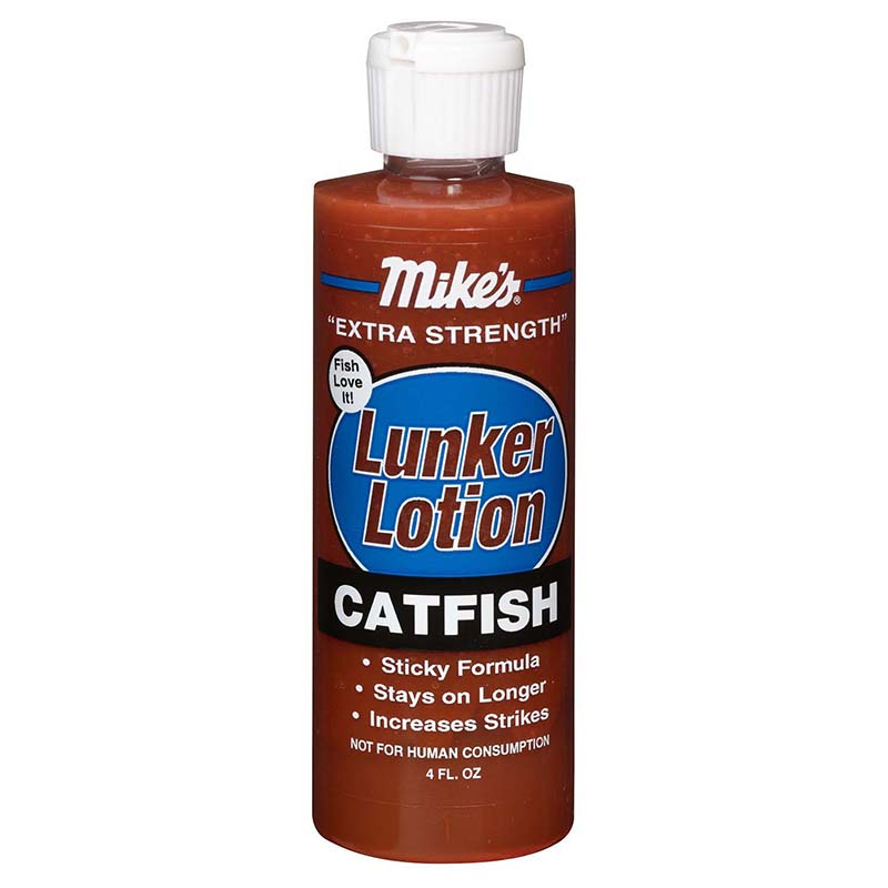 6523 Mike's Lunker Lotion - Catfish