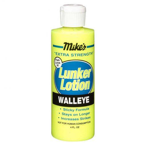 6525 Mike's Lunker Lotion - Walleye