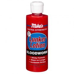 6531 Mike's Lunker Lotion Bloodworm