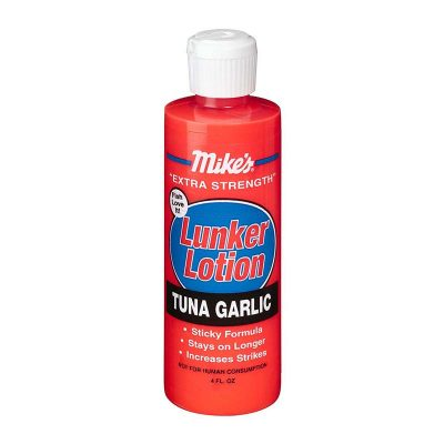 6537 Mike's Lunker Lotion - Tuna/Garlic