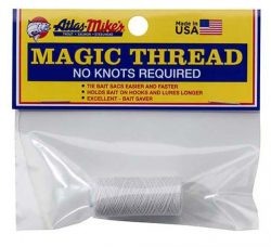 66011 Atlas-Mike's Magic Thread 1 Spool White