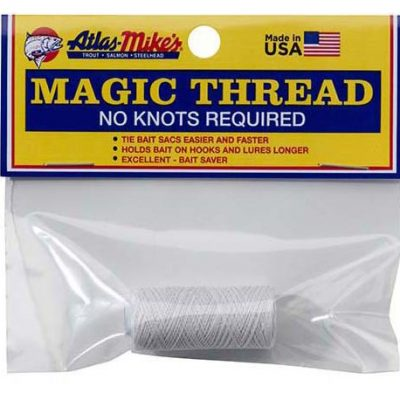 66011 Atlas Magic Thread, 1 Spool/bag, white
