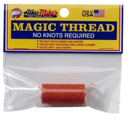 66013 Atlas Mike's Magic Thread 1 Spool Orange