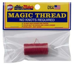 66016 Atlas-Mike's Magic Thread 1 Spool Red