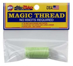 66017 Atlas-Mike's Magic Thread 1 Spool Chartreuse