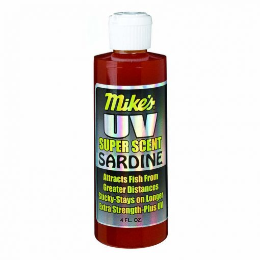 6602 Mike's UV Super Scent Sardine